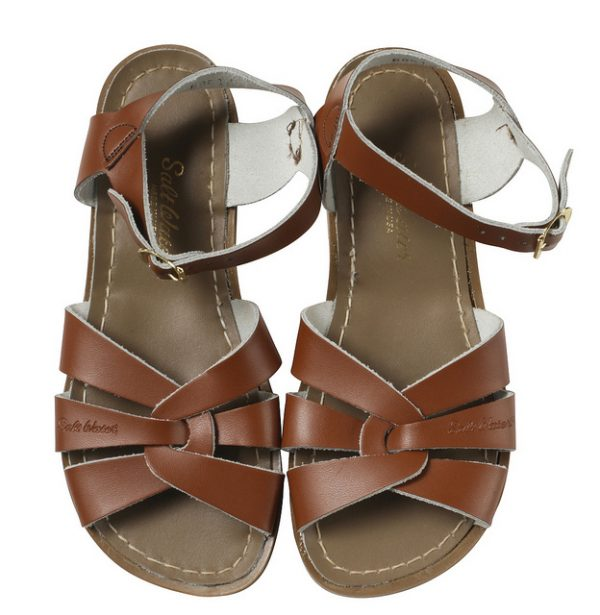 Salt Water Sandals 885 Tan