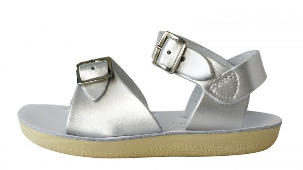 Salt Water Sandal 1712 Silver side