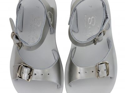 Salt Water Sandals 1712 Sun San Surfer Silver