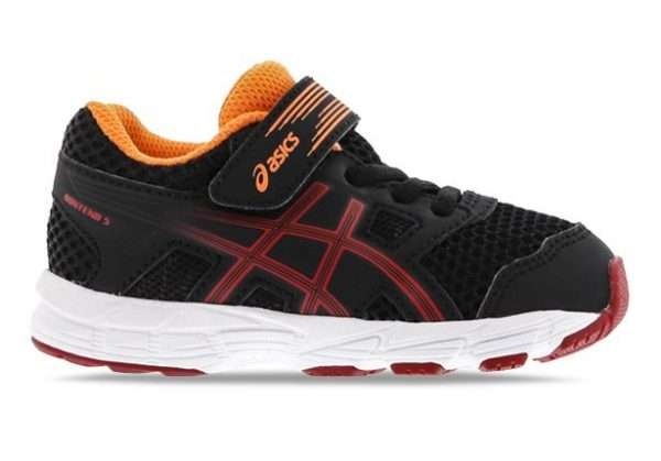 ASICS Contend 5 TS Black Speed Red