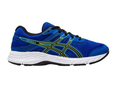 ASICS Contend 6 GS Tuna Blue Black